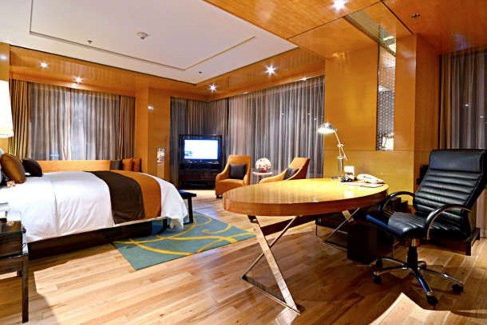 The executive suite at the Renaissance Bangkok Ratchaprasong