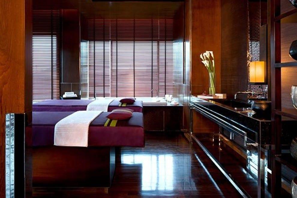 thailand best most luxurious spas bangkok