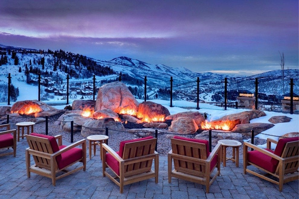 J&G Grill at The St. Regis Deer Valley Resort