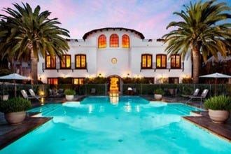 Feel the Love at Santa Barbara's Most Romantic Hotels