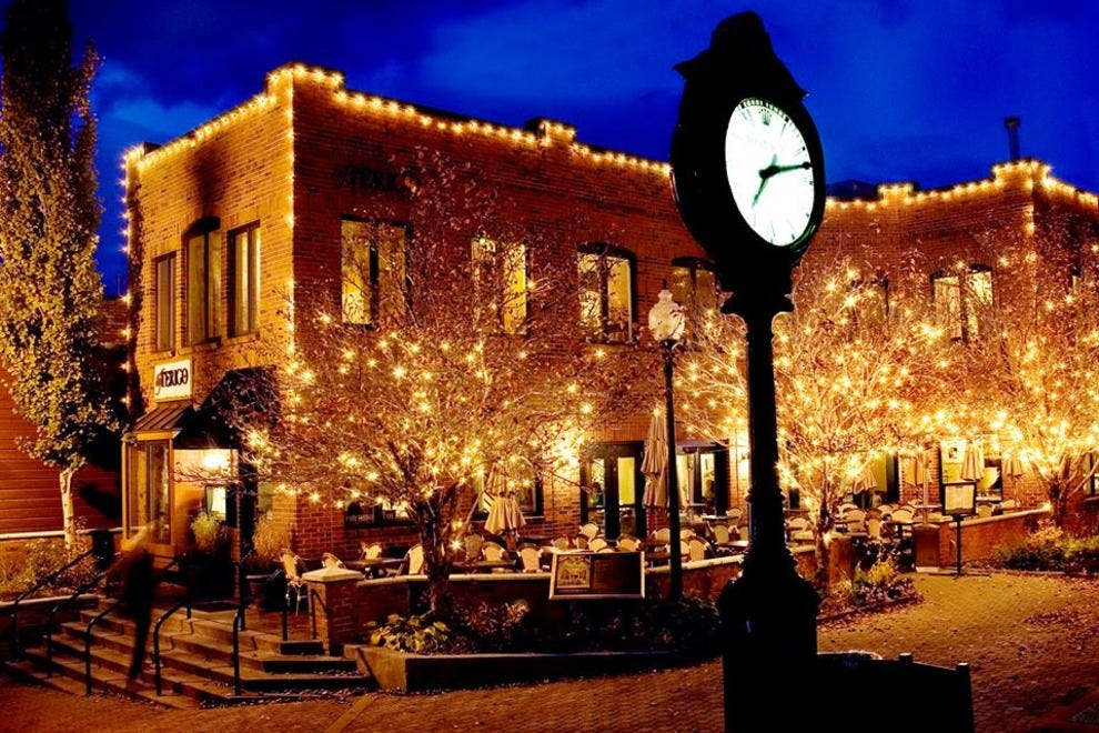 The Park Cafe Salt Lake City Utah