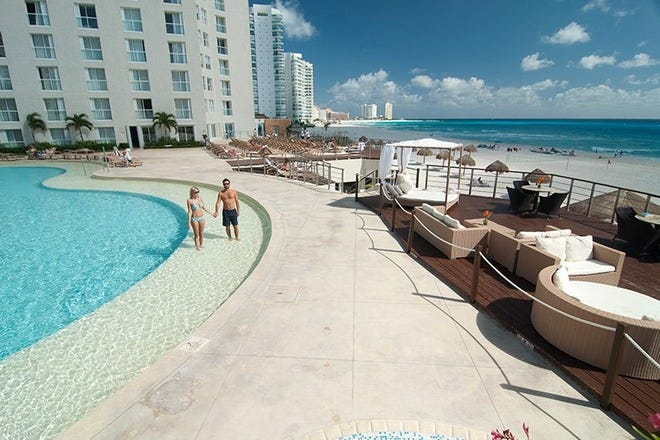 Sunset Royal Beach Resort All Inclusive Cancun Hotels