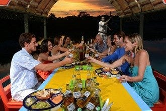 Cancun's Boat Tour Xoximilco Offers Best of Mexican Culture