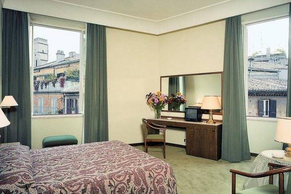 罗马阿尔贝戈圣基亚拉酒店