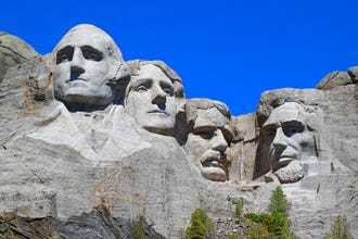 Mt. Rushmore & City of Presidents
