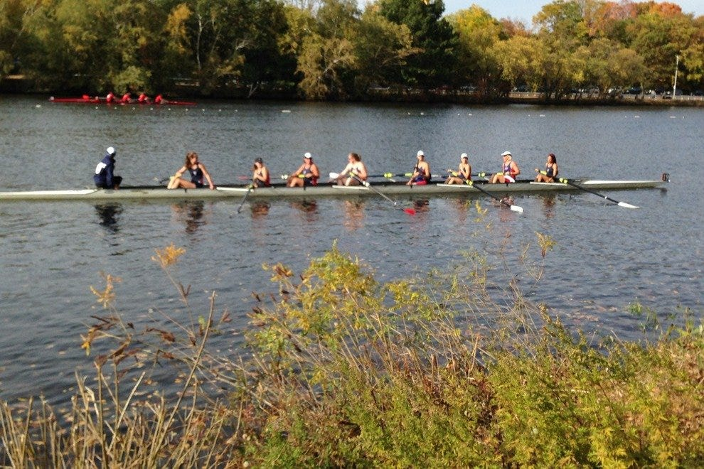 Nashville Rowing Club at Head of the Charles