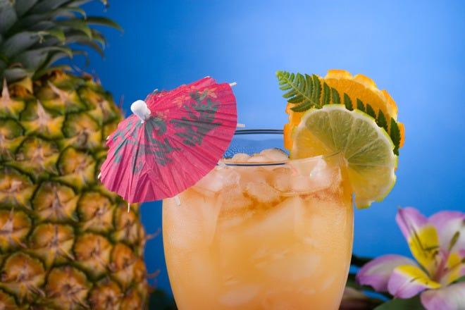 Beach Bars in Big Island