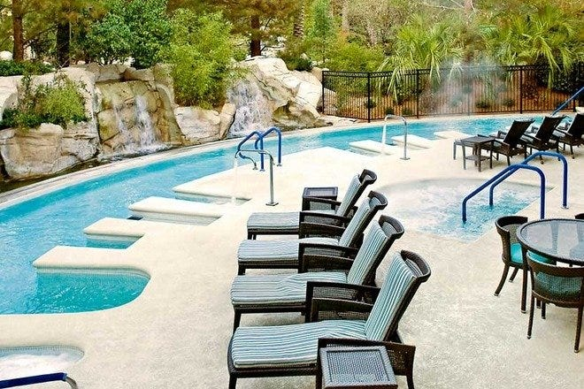 Spas in Las Vegas