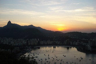 Romantic Rio Places for Couples on a Cruise Stopover