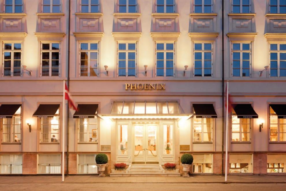 Copenhagen romantic hotels in copenhagen romantic hotel for Cabin hotel copenhagen