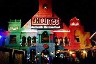Antojitos Authentic Mexican Food Opens at Universal Orlando