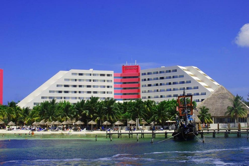 Oasis Palm All Inclusive Canc 250 N Hotels Review 10best