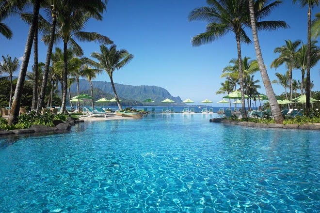 Beach Hotels in Kauai