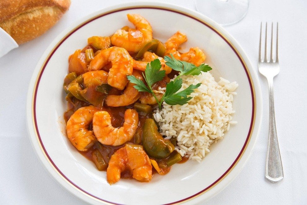 Cajun vs creole cuisine food drink article by for Article cuisine