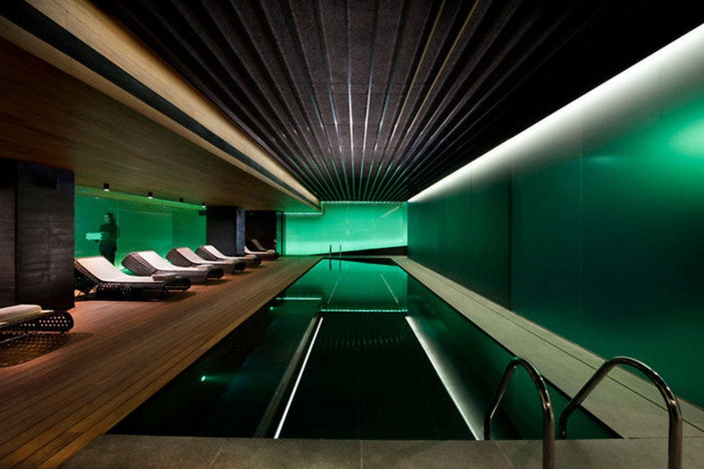 The Spa at Mandarin Oriental, Barcelona