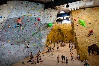 Climb On: Boulder's World-Class Indoor Rock Climbing Gyms