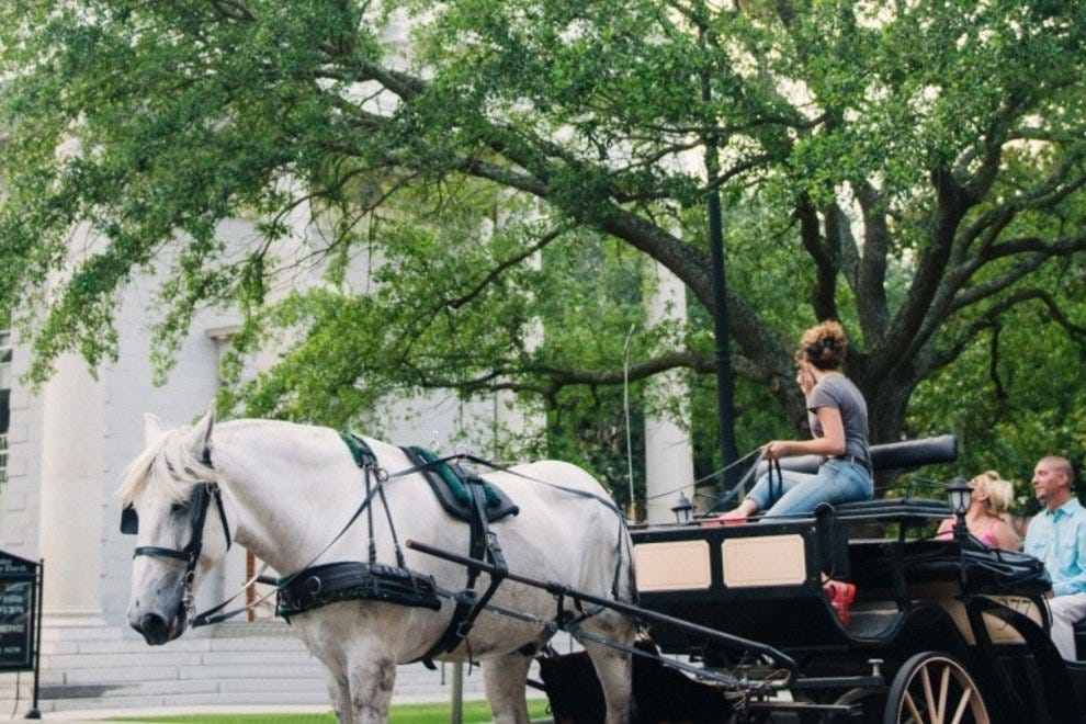 Historic Savannah Carriage Tour