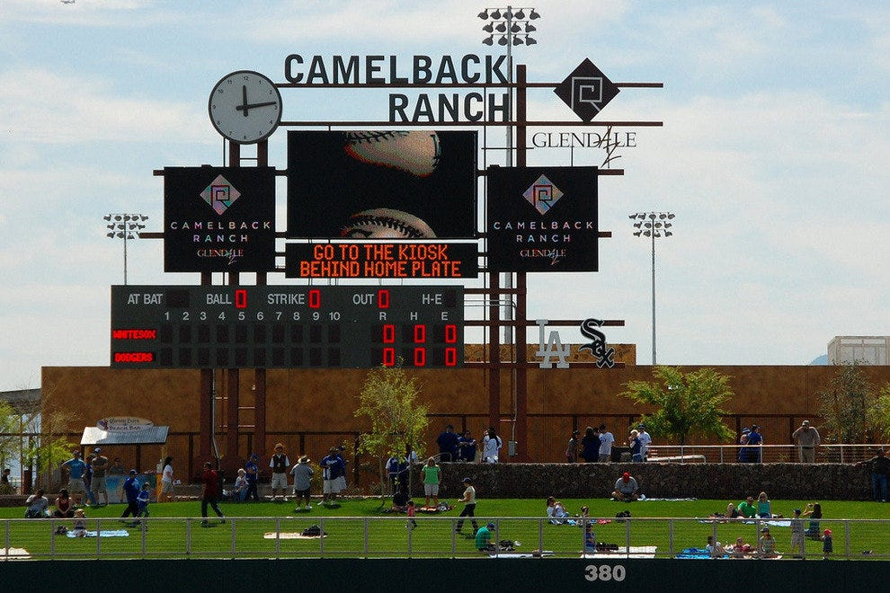 Camelback Ranch in Glendale