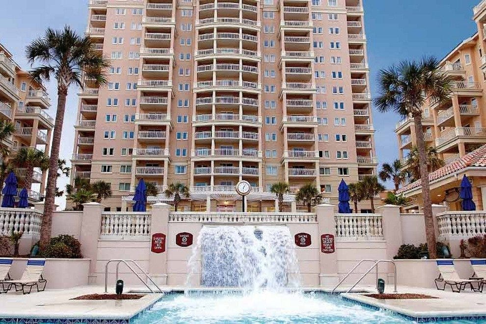 Myrtle Beach S Anderson Ocean Club Spa Offers Top Notch Lodging