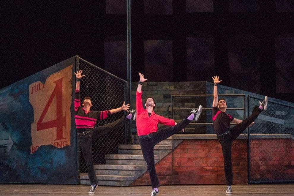 West Side Story Suite by Miami City Ballet