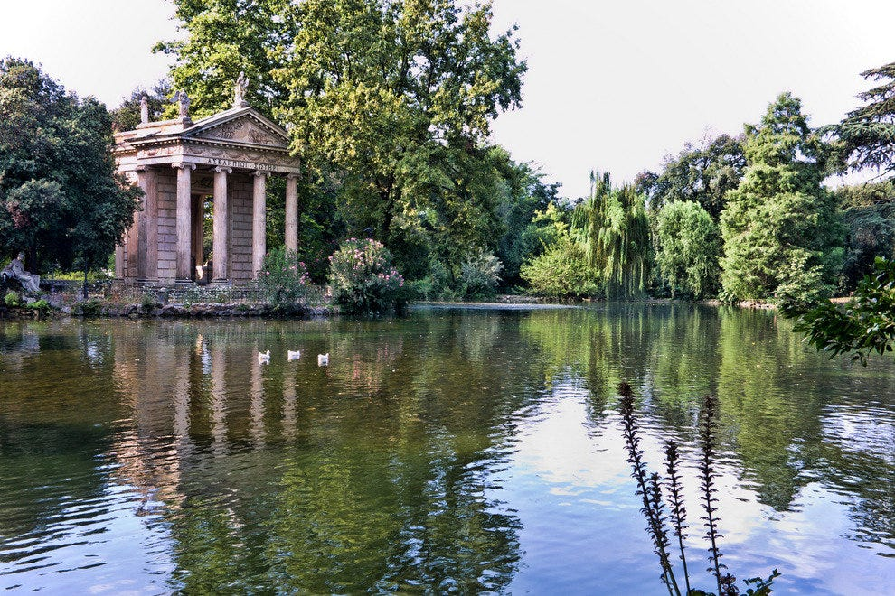 villa borghese park rome attractions review 10best