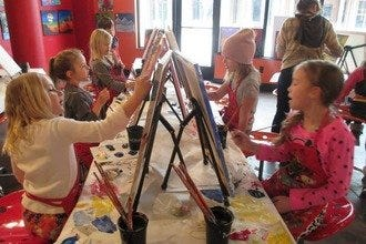 Park City's The Paint Mixer: Fun for All Occasions