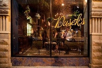 Dusek's Restaurant and Bar: A Homey, Vintage Hangout in Chicago