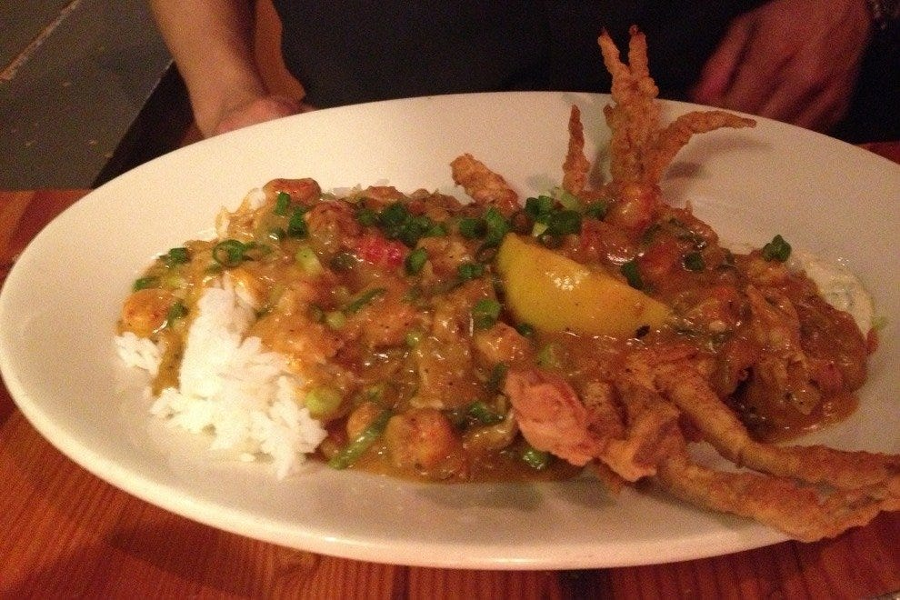 Acadia is a New Orleans bistro in Portland