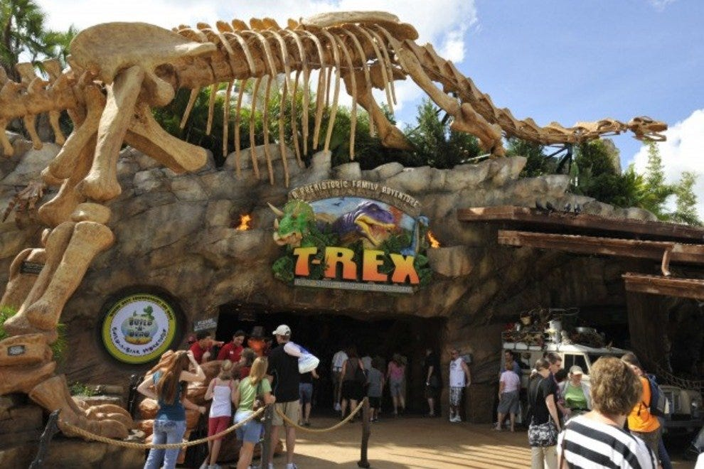 T Rex Orlando Restaurants Review 10best Experts And