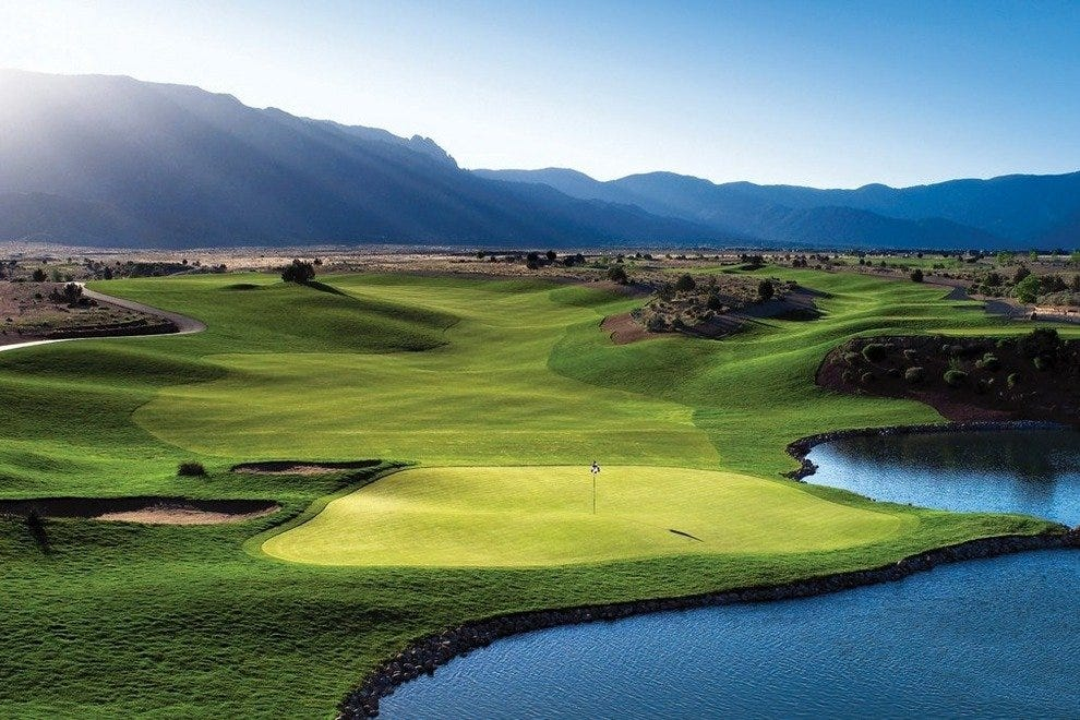 Casinos with beautiful Golf Courses: Trip Planning Article ...