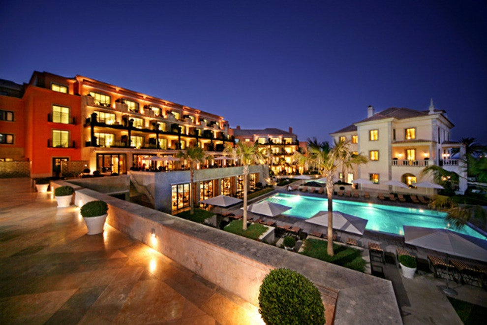 Grande Real Villa Italia酒店和水疗中心,建在曾被乌姆贝托二世占领的别墅的遗址上,意大利最后一个国王