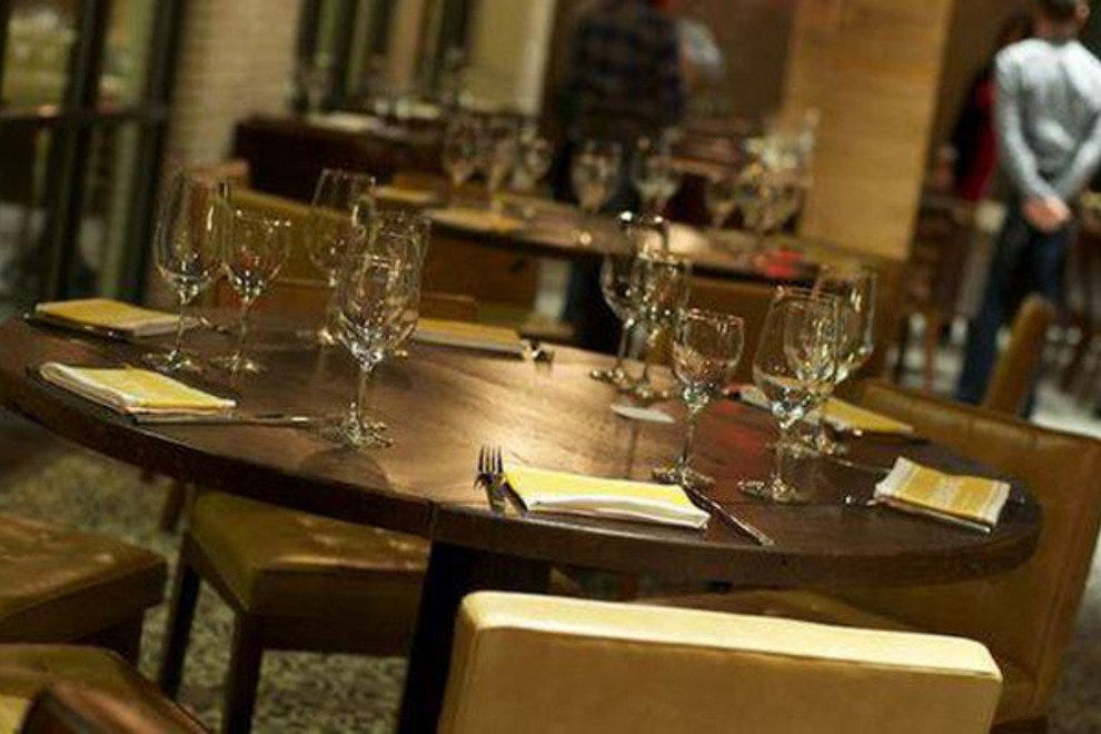 The ambiance and decor of the restaurant remain refreshingly down-to-earth