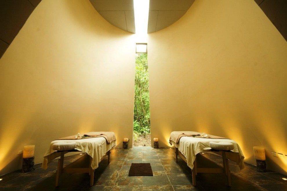 El Silencio Lodge的Esencia水疗中心