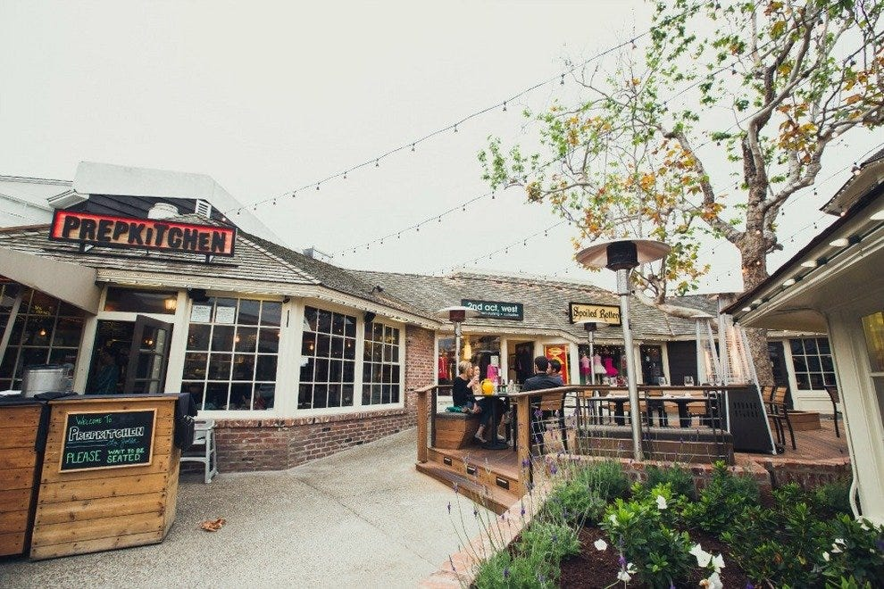 Al Fresco Dining Now Available On Prepkitchen's New Patio