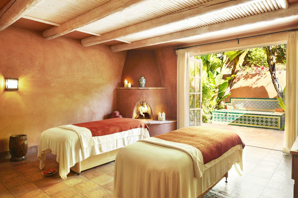 The Spa at Rancho Valencia