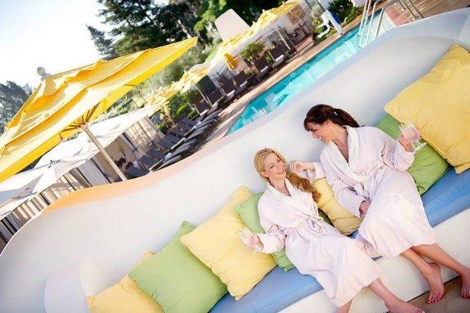 Spas in Santa Barbara