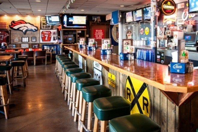 圣地亚哥的运动酒吧