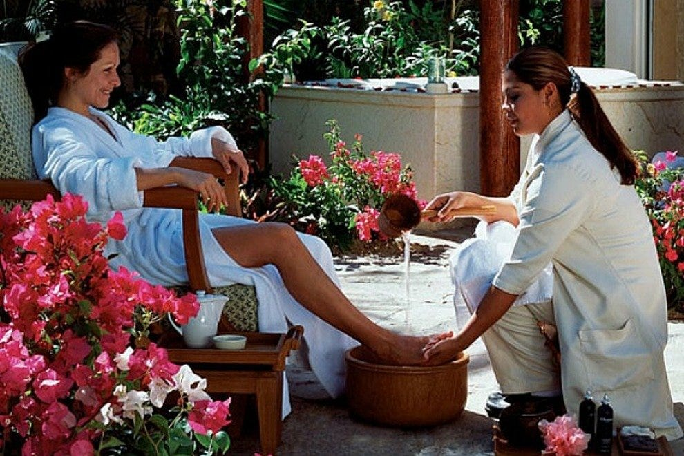 One&Only Spa at Palmilla