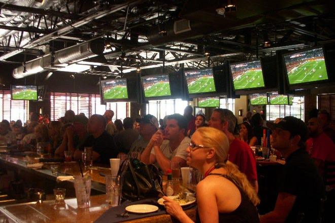 Sports Bars in Scottsdale