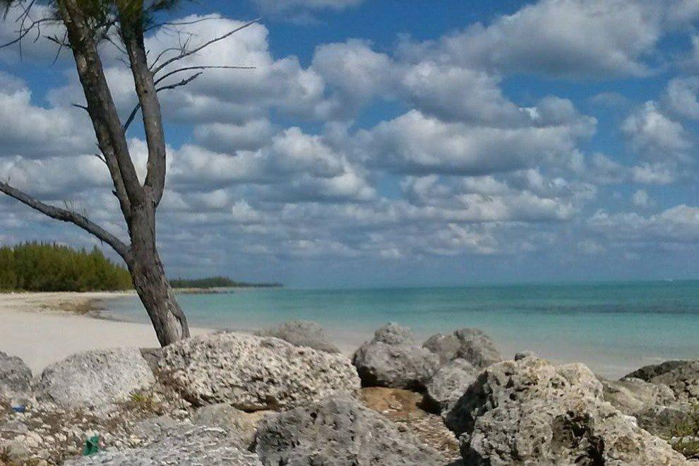 巴巴里海滩