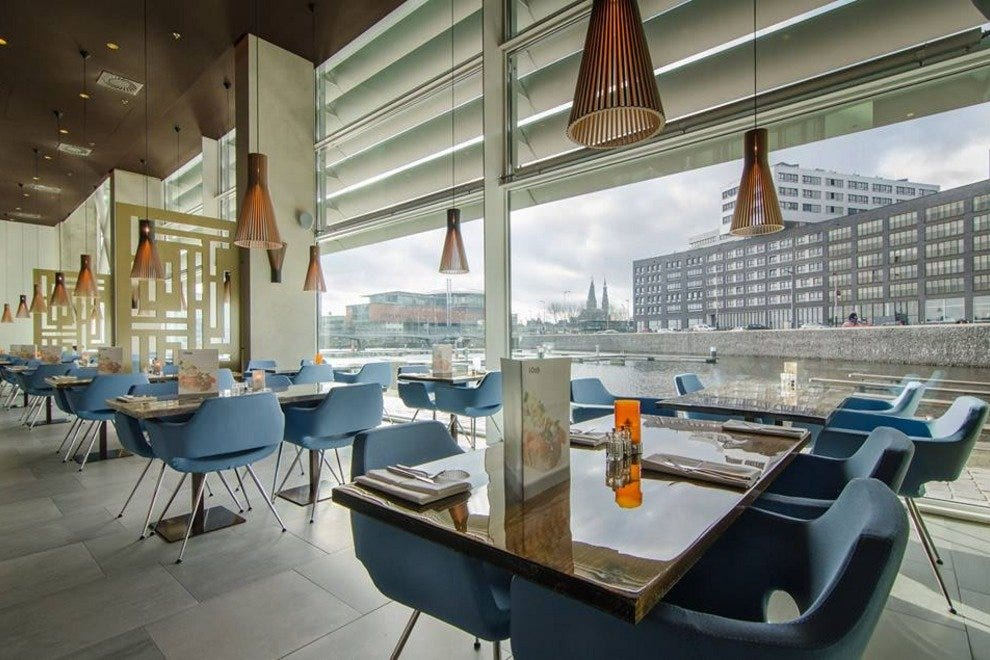 Amsterdam's Room Mate Aitana: A Design Hotel on the Water