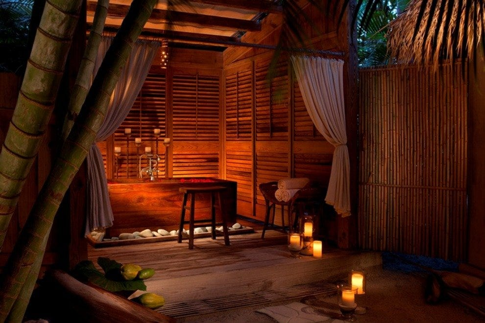 Spa Terre Little Palm Island