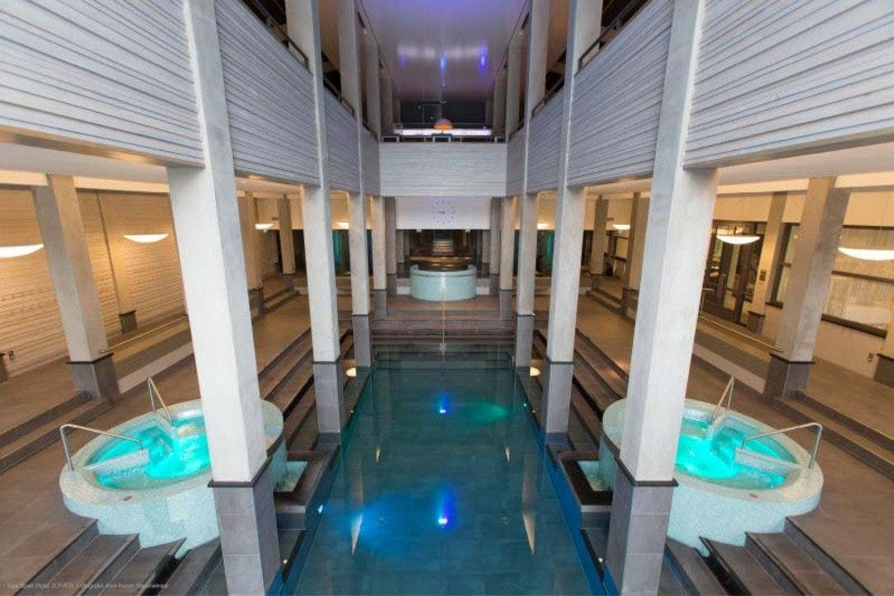 Spa Amsterdam Zuiver Amsterdam Attractions Review