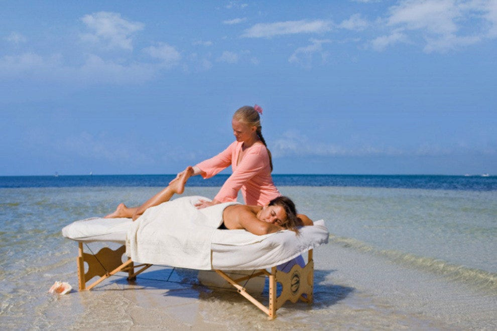 Bamboo massage north palm beach