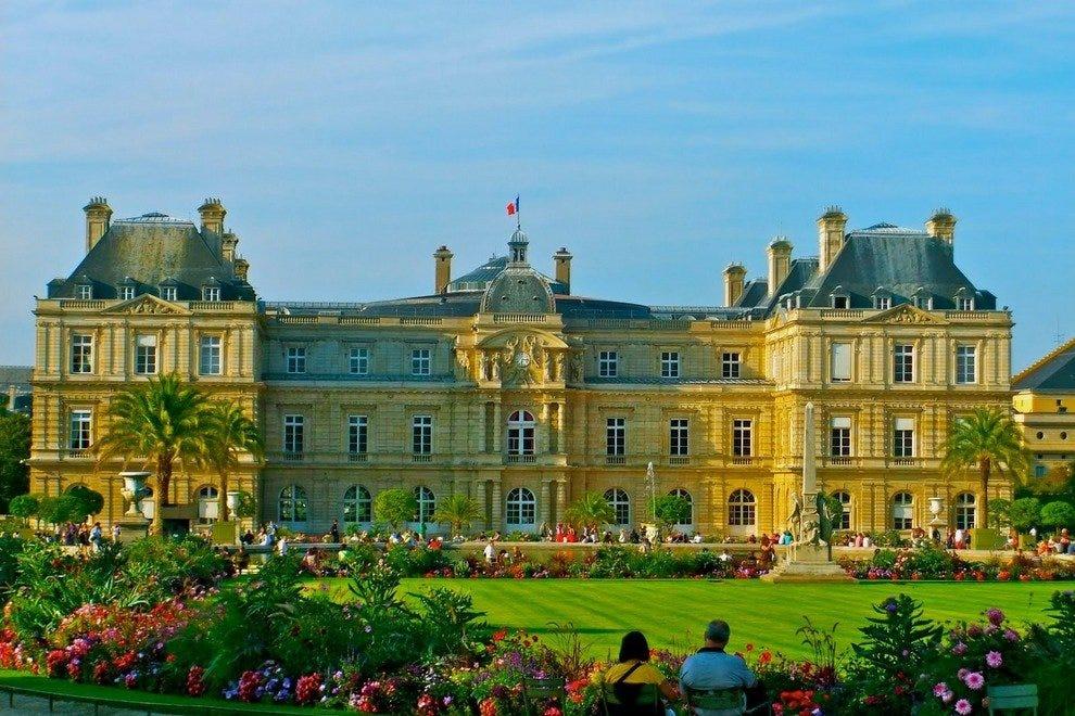 jardin du luxembourg - Jardin Du Luxembourg Paris