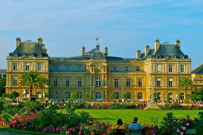 Jardin Du Luxembourg Paris Attractions Review 10best Experts And Tourist Reviews