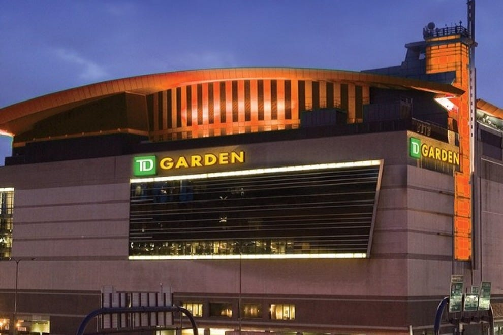 Attractions near TD Garden Attractions in Boston