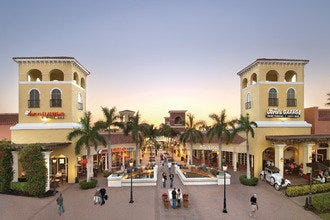 Miromar Outlets in Southwest Florida Offers Shopping and More