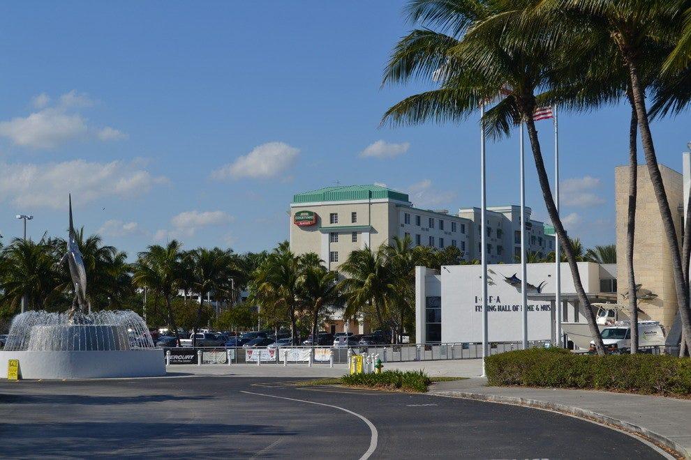 Marriott Hotel Dania Beach Florida