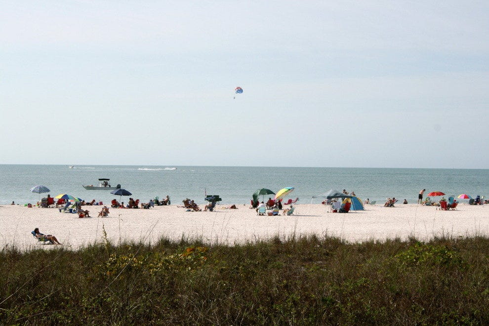 South Marco Beach Naples Attractions